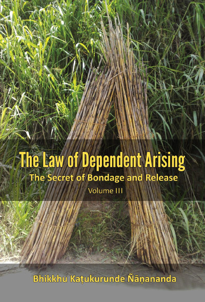 The Law of Dependent Arising-3